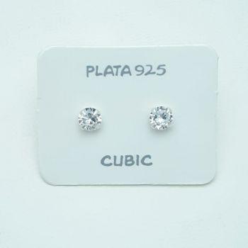 Aros Pasantes con Cubic de 5mm