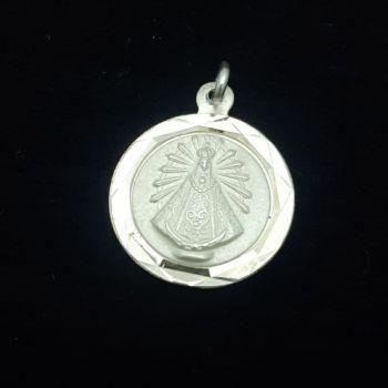 Dije Medalla Virgen de Luján